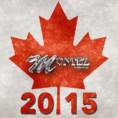 Montez De Durango - Montez De Durango en Canada 2015