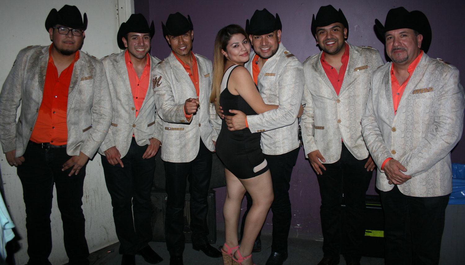 Meet & Greet en Fresno, CA 5.29.2015 - Montez De Durango