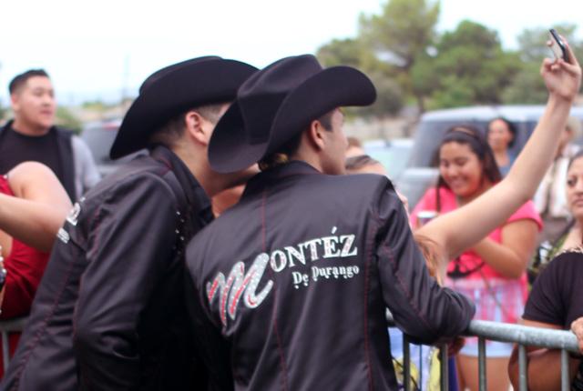 Festival Cesar Chavez - Bakersfield - Montez De Durango