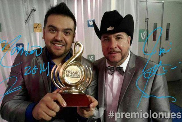 Premio Lo Nuestro - Montez De Durango